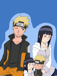 NaruHina - Always By My Side 3 by DivineHeartz