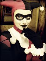 Harley Quinn Cosplay by eglem