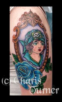 Sailor Jerry Tattoo by Metacharis
