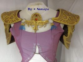 Princess Zelda TP : front by Narayu