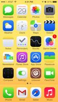 Refiner for iOS 7 by PlunderPixels