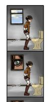 Eren is a very good titan by Eva-Dudu
