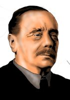 H.G. Wells. by westleyjsmith