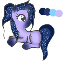 Pony Unicorn Adoptable Name Your Price /Open/ by barakatss