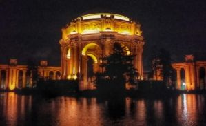 Palace of Fine Arts SF by hntr51