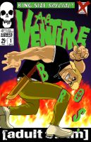 The Venture Bros. 1: Brock by BrentJS