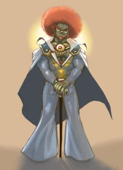 GANONDORF DON'T TAKE NO JIVE! by NathanAdonis