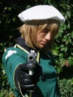 APH You're my target by Nekohonde