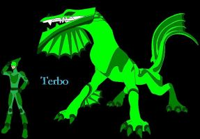 Terbo Booster by DragonSlayer987321