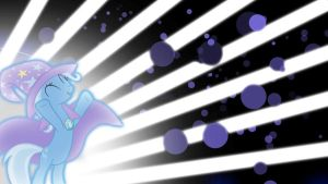 Trixie Wallpaper by Derpydeponson