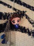 Dr Who David Tennant Necklace by TheDifferentLamb