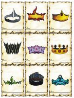 Item Card Crowns by CarlosTorreblanca