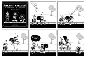 Silent Sillies 072 - Falling Stars by JK-Antwon