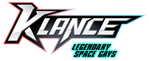 KLance logo (glowing) by kingpin1055