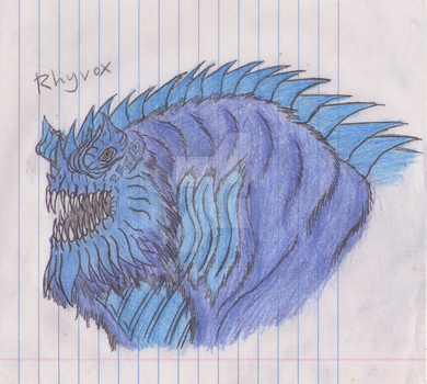 Rhyvox by BeastBlood1885