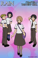 RAIN ch.1 - The New Girl by JocelynSamara