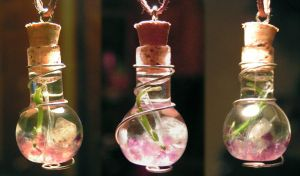 Magic Vial - Storm by Izile