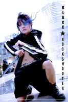 VOCALOID : Black Rock LEN by Bluedknn