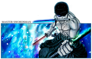 Zoro signature. by ksop