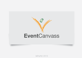 Event Canvass logo by goran74