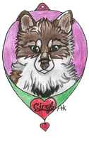 Ciryl badge by BlueSpiritWolf6