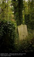 Abney Park Cemetery Stock 2 by Polstar-Stock