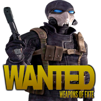 Wanted: Weapons of Fate Icon by Rich246
