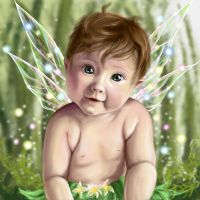 Fairy Child by nolwen