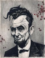 Lincoln was a Punk by TigerBlood