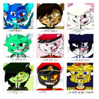ASEAN Icons and Mask. . . by BlasitoHtf