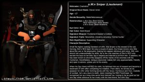 [SFM Biography] TF2 - CoP - oWn Sniper by LoneWolfHBS