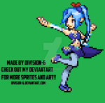 Lana - Hyrule Warriors Sprite by DIVISION-6