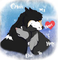 Cross my heart and hope to die... by adderclaw229