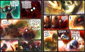 The Masked Mission 4 part 16 by Haychel