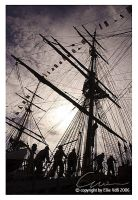 Tall Ships 2006 by h3wi3ntj4h