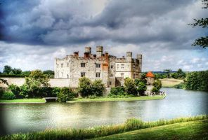 Leeds Castle by thelastseptember