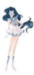 comiss: new moon sailor rigel by scpg89