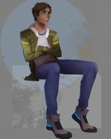 Lance McClain by TrippyTape