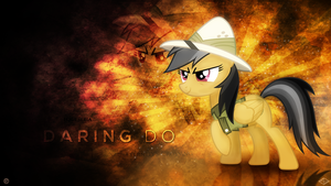 Wallpaper - Daring Do (minhbuinhat99 Collab) by romus91