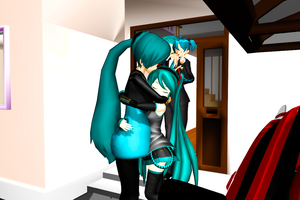 [MMD-VOCALOID]Days of Art Day Seven: Don't Forget by tsukinokage