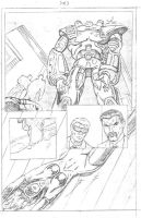 Submission: DC II - Page 5 by JasonShoemaker