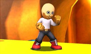 Homer Simpson in Smash Bros. by SonicPal