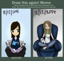 before and after XD by Such-A-Lazy-Artist