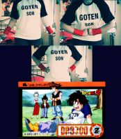 Son Goten Cosplay Preview by ssjbra-chan