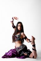 Purple Belly Dance Stock 11 by LoryenZeytin