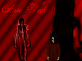 Alma Wade Wallpaper by AngelKiller666