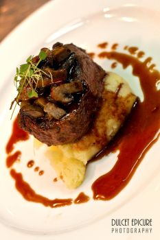 Aged Black Angus Fillet of Beef by DulcetEpicure