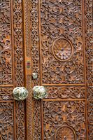 Detailed Door in Istanbul by seabug