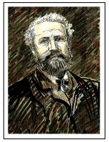 JULES VERNE French Writer by NCMALLORY