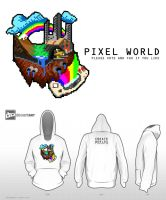 PIXEL WORLD 2012 by ArtisticAxis